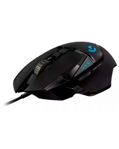 Mouse Gamer G502 HERO RGB Lightsync Logitech - Preto