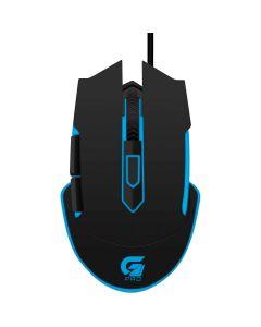 Mouse Gamer PRO M5 RGB Fortrek - Preto