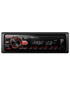 MP3 Player com AM/FM/USB MVH-98UB Pioneer - 1 DIN