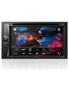 MP3 Player Pioneer AVH-G218BT Bluetooth/CD/AM/FM/USB - 2 DIN
