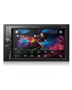 MP3 Player Rádio AM/FM/USB/Bluetooth Pioneer MVH-G218BT - 2 DIN