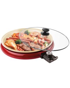 Multigrill Cadence Ceramic Pan GRL350  Chapa com 35mm