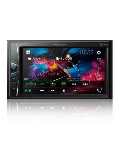 Multimídia Receiver Avh-G228bt Com Bluetooth Pioneer - 2 DIN