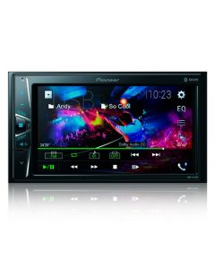 Multimídia Receiver com Bluetooth DMH-G228BT Pioneer - 2 DIN