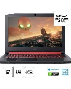 Notebook Aspire Nitro 5 i5/8GB/4GB/1TB/Win10 Acer - Preto