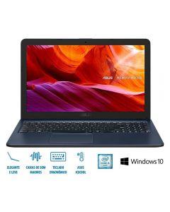 "Notebook Asus Vivobook X543ua I5/8Gb/1Tb 15,6"" - Cinza"