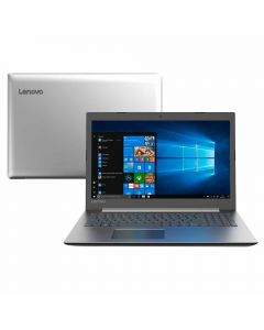 "Notebook Ideapad 330 i5/8GB/1TB/Win10 15,6"" HD Lenovo - Prata"