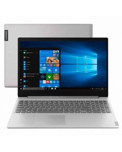 "Notebook Ideapad S145 i5/8GB/1TB/Win10 15,6"" HD Lenovo - Prata"
