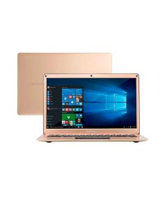 Notebook Legacy Air Celeron/4Gb/64Gb/Win10 Multilaser - Dourado