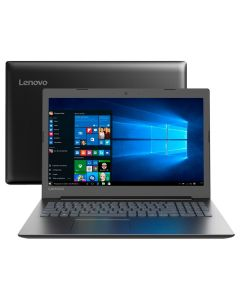 "Notebook Lenovo Ideapad 330 15,6"" Intel Celeron 4GB RAM 1TB HD - Preto"