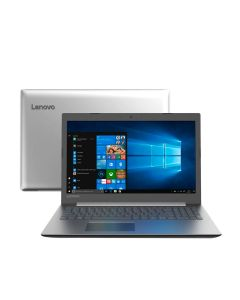 "Notebook Lenovo Ideapad 330 15,6"" Intel Core i3 4GB RAM 1TB HD - Prata"