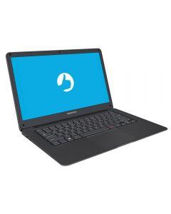 "Notebook Motion Q232A 14"" Quad Core/2GB/32SSD/Win10 Positivo - Gray"