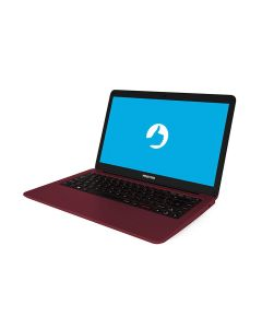"Notebook Positivo Motion 14"" Intel Celeron/4GB/1TB/Windows 10 - Vermelho"