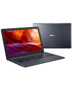 "Notebook X543MA Celeron Dual Core/4GB/500GB 15,6"" Asus - Cinza"