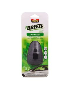 Odorizador para Carro 6,5g Breeze Car Fresh Proauto - 2437