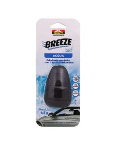 Odorizador para Carro 6,5g Breeze Acqua Proauto - 2431