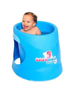 Ofurô 40Litros 1 Á 6 Anos Azul Baby Tub - Menino