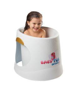 Ofurô 40Litros 1 Á 6 Anos Branca Baby Tub - Menina e Menino