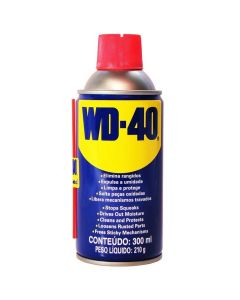 Óleo Lubrificante Aerossol WD40 300ml - DIVERSOS