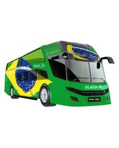 Ônibus Com 2 Andares Patriota Bs Toys - 524