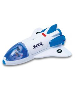 Ônibus Espacial com Luzes e Sons e Mini Figura Fun - 8450-8