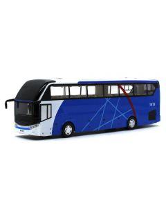 Ônibus Miniatura Turismo Com Luz e Som California Toys - Azul