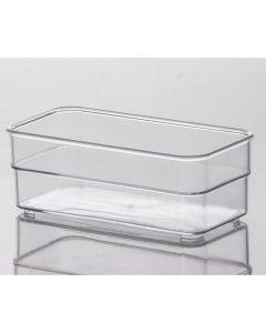Organizador Diamond 15cm Paramount - Transparente