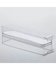 Organizador Diamond 37,5cm Paramount - Transparente