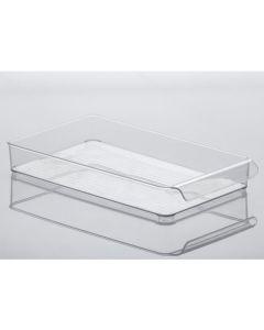 Organizador Diamond 37,5cm x 21cm Paramount - Transparente