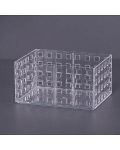 Organizador Quadratta 16cm Paramount - Plastico