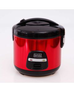 Panela de Arroz Superrice Vermelha Black And Decker