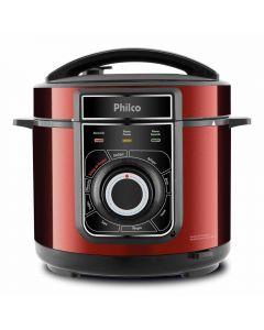 Panela de Pressão Multifuncional Red Inox PPP02 Philco