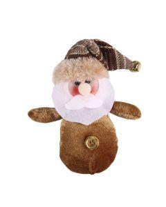Papai Noel de Pendurar 12,7cm Havan - Dourado