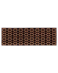Passadeira Renaissance 57X1,80M J Serrano - Chocolate