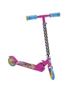 Patinete Fabuloso Barbie 6924-0 Fun - Rosa
