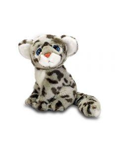 Pelúcia Animal Planet Fun - 8319-3 - Tigre Branco