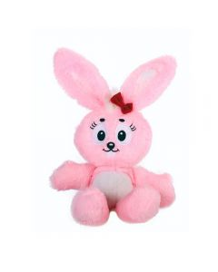 Pelúcia Dalila Turma da Mônica BabyBrink - Rosa