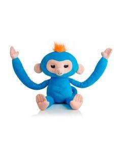 Pelúcia Interativa Fingerlings Hug Candide - 3614 - Azul