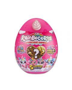 Pelúcia Surpresa Rainbocorn Candide - 2606 - Rosa