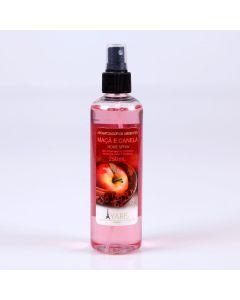 Perfumador de Ambientes Spray 250ml Yaris - Maça e Canela