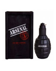Perfume Arsenal Black Eau de Parfum - 100ml