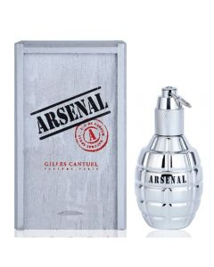 Perfume Arsenal Platinum Eau de Parfum - 100ml