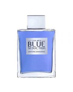 Perfume Blue Seduction Edt Antonio Banderas - 200ml