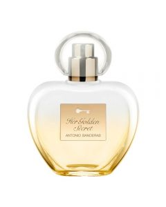 Perfume Her Golden Secret Antonio Banderas - 80ml