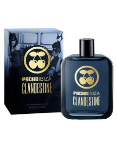 Perfume I am Clandestine for Men Pacha Ibiza - 100ml