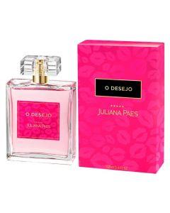 Perfume Juliana Paes Desejo 100ml - Desejo