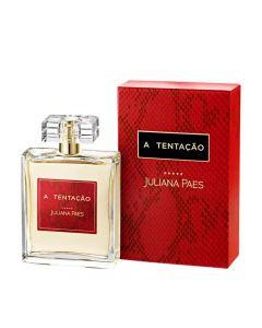 Perfume Juliana Paes Tentação 100ml - Vermelho