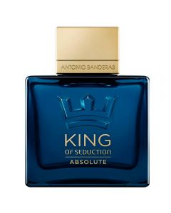 Perfume King of Seduction Absolute for Men Antonio Banderas - 100ml