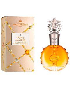 Perfume Feminino Marina de Bourbon Royal Diamond EDP 30ml - Dourado