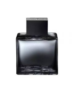 Perfume Seduction In Black Edt Antonio Banderas - 200ml